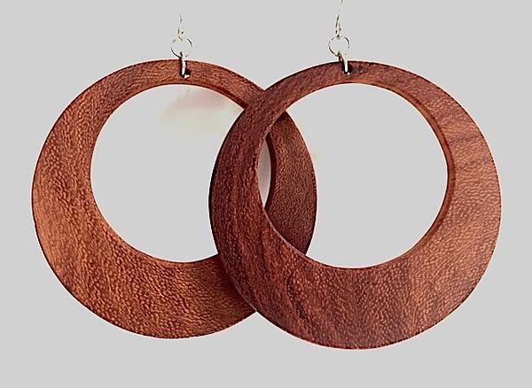 wooden hoops