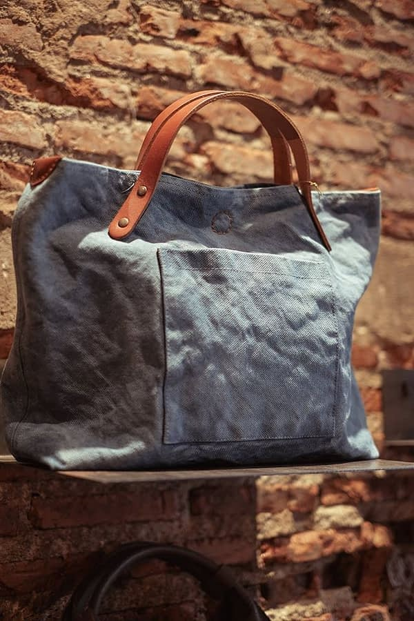 fair trade canvas tote