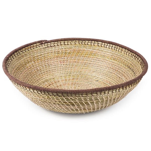 Hand Woven Keep All Baskets